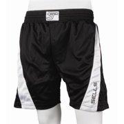 Supreme Goalie Short in Black (Junior Small)