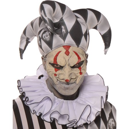 Harlequin Collar Adult Halloween Accessory for $<!---->