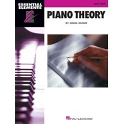 Essential Elements Piano Theory - Level 8