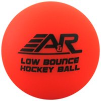A&R Sports Low Bounce Hockey Ball, Multiple Colors (Shrink Wrapped)