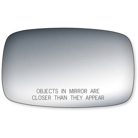90049 - Fit System Passenger Side Mirror Glass, Ford Contour, Mercury Mystique 95-00