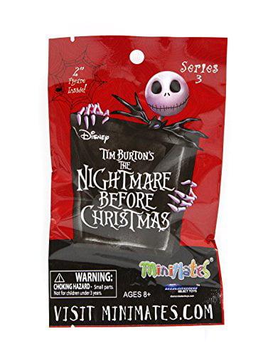 Nightmare Before Christmas Minimates Blind Bag Series 2 Pumpkin King