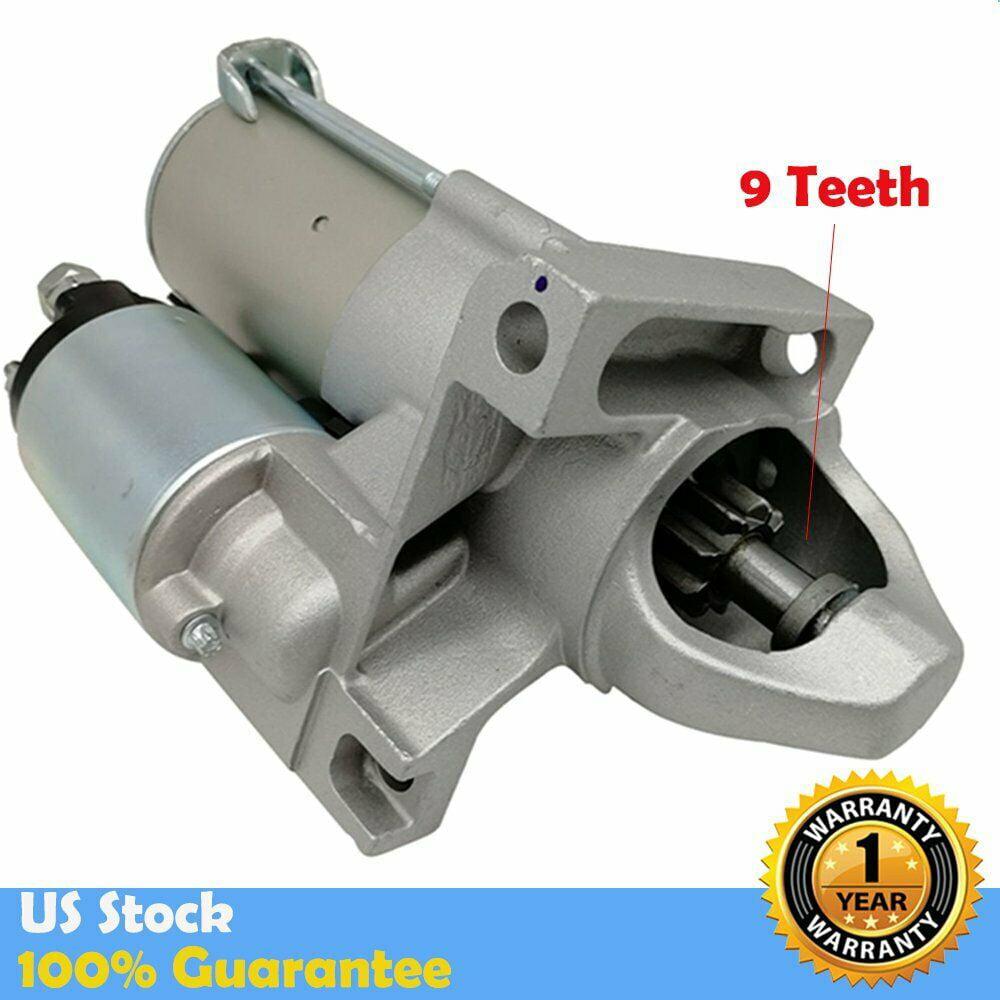 8000216 6785 New Starter Chevrolet Pontiac 12610636 89017845
