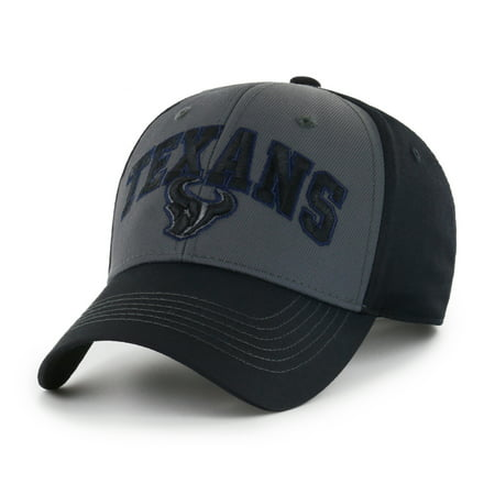 NFL Houston Texans Blackball Script Adjustable Cap/Hat by Fan Favorite