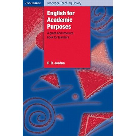 English for Academic Purposes : A Guide and Resource Book for Teachers](Resources For English Teachers Halloween)