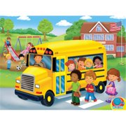 Masterpieces 11311 Wheels on the Bus Puzzle - 24 Piece