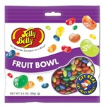 Jelly Belly Fruit Bowl Bags: 12 Count