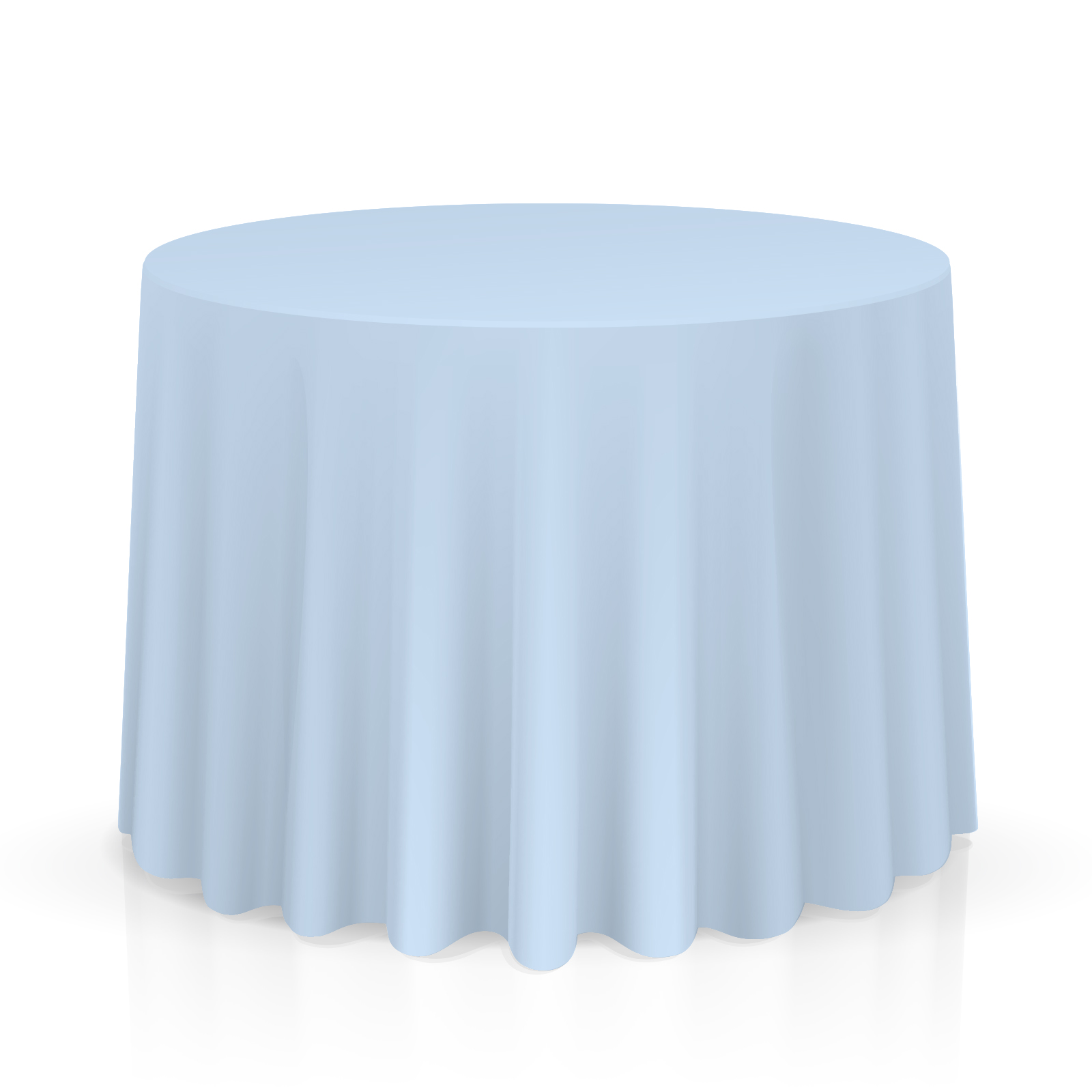 Lann's Linens Round Premium Tablecloth for Wedding   Banquet   Restaurant Polyester Fabric... by Lann's Linens