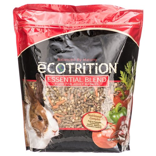 Ecotrition Essential Blend for Rabbits 5 lbs