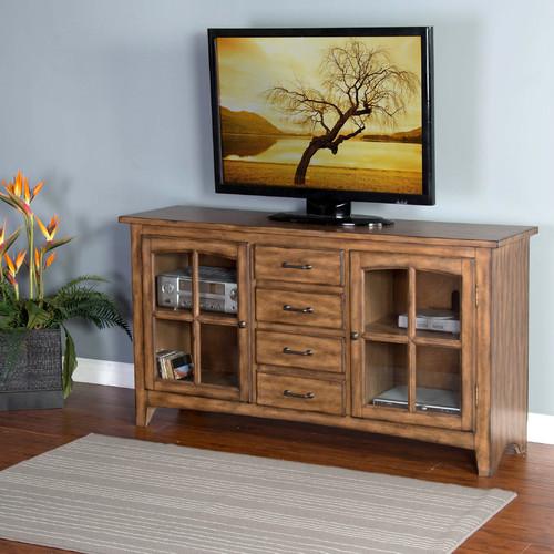 August Grove Corine 64'' TV Stand