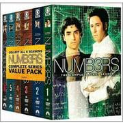 NUMB3RS:COMPLETE SERIES PACK