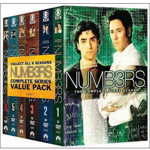 Numb3rs: Complete Series Pack (Widescreen)