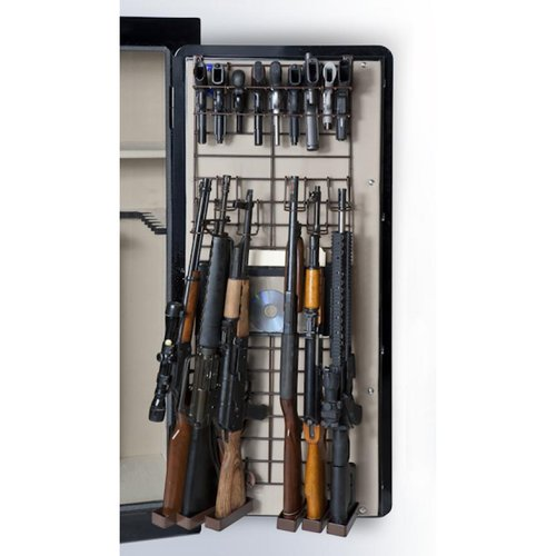 RackEm The Maximizer Full Door 6 Rifles/19 Handguns