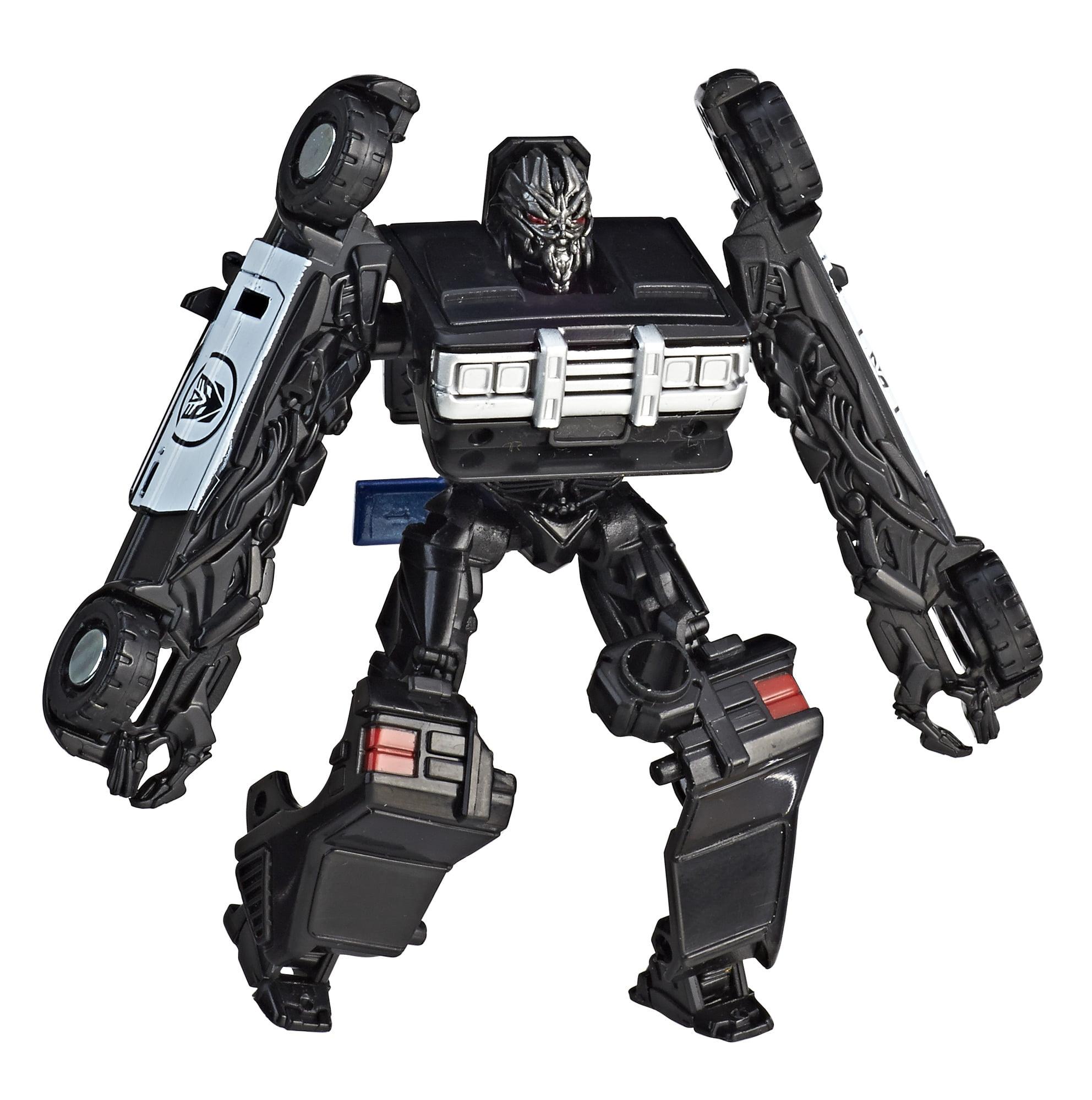 Transformers Bumblebee - Energon Igniters Speed Series Barricade