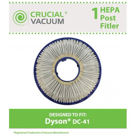 Dyson DC41, DC65 & DC66 HEPA Post Filter, Part #