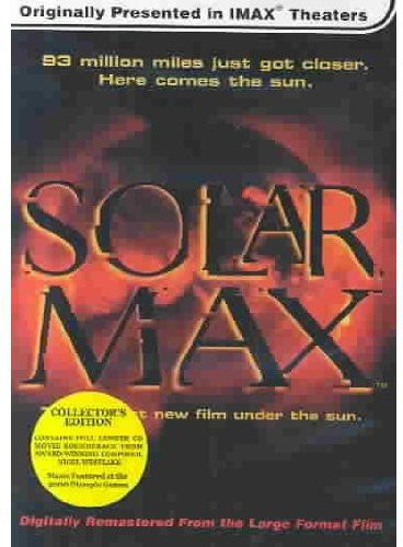 IMAX   Solarmax (CD) by VENTURA MARKETING