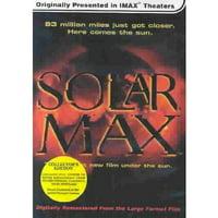 IMAX / Solarmax (DVD + CD)