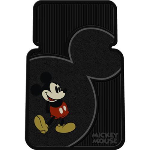 Disney Mickey Vintage Automotive Floor Mat Set (2)