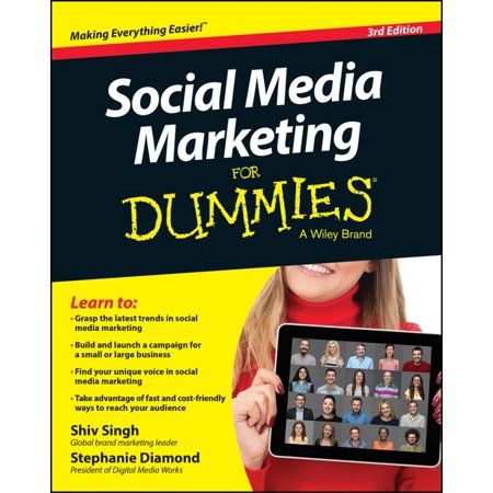 Social Media Marketing For Dummies - eBook (Diamond Dummy)