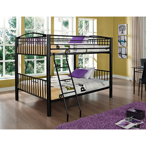Powell Full Over Full Metal Bunk Bed, Multiple Colors by L. Powell Acquisition Corp.