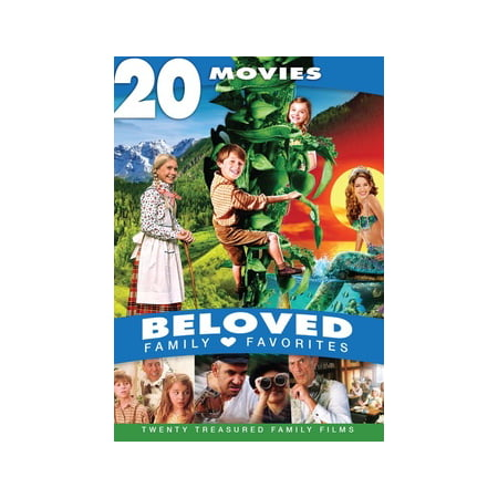 BELOVED FAMILY FAVORITES (DVD/4 DISC/20 MOVIE COLLECTION) (DVD) - Favorite Movie Characters Halloween