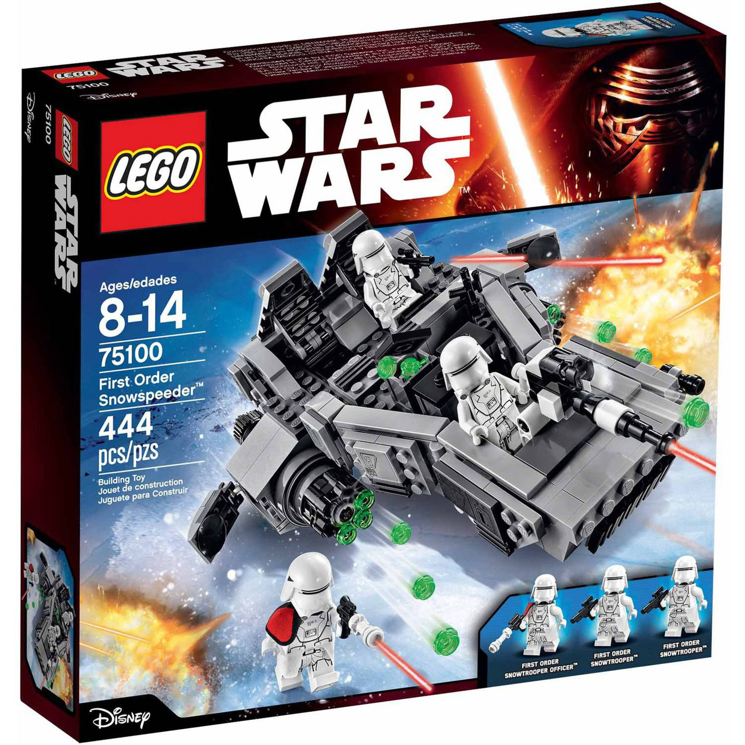 "LEGO Star Wars First Order Snowspeeder"" 75100"