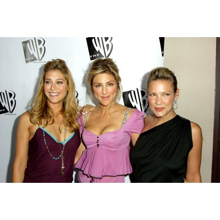 Halloween Clubs In Los Angeles Ca (Missi Pyle Jennifer Esposito Brooke Dillman At Arrivals For The Wb NetworkS 2005 All Star Celebration The Cabana Club Los Angeles Ca July 22 2005 Photo By Michael GermanaEverett Collection)