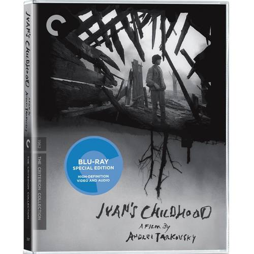 Ivan's Childhood (Blu-ray) (Criterion Collection) (Full Frame)