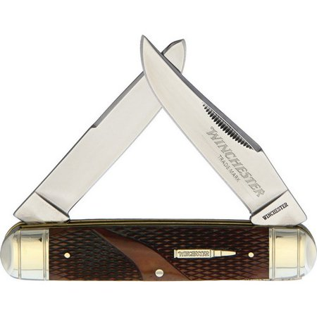 Small Trapper With Brown Check
