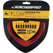 Jagwire Mountain Pro Shift Cable Kit, Red