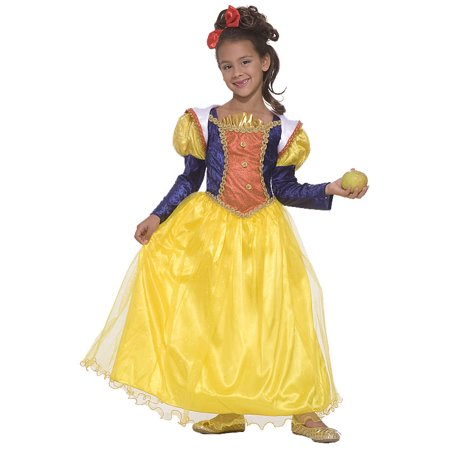 Snow White Childrens Costume - Snow White Halloween Ideas