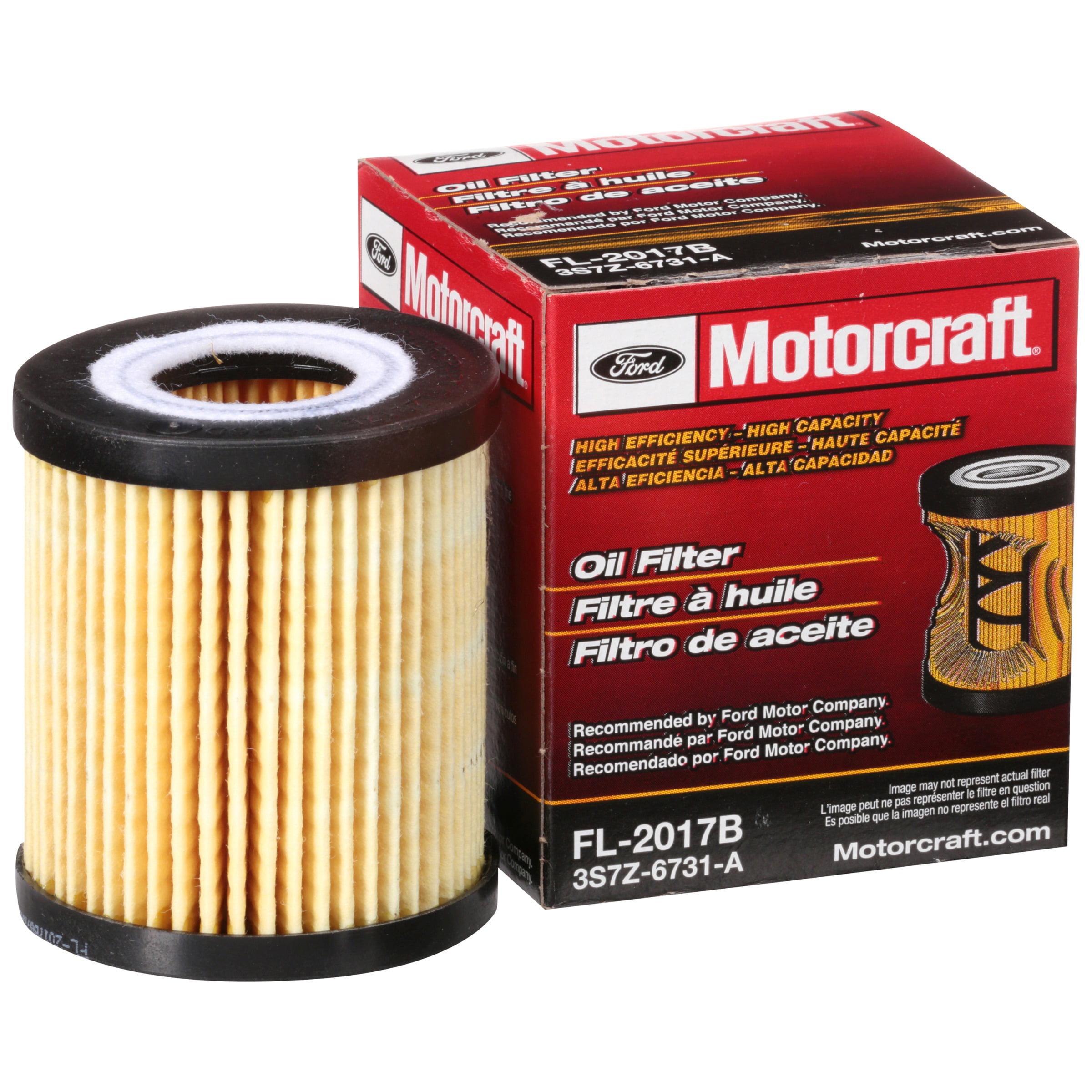 Motorcraft® Oil Filter Box