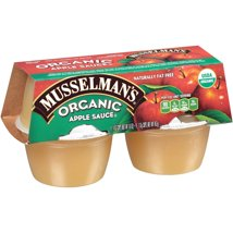 Applesauce: Musselman's Organic