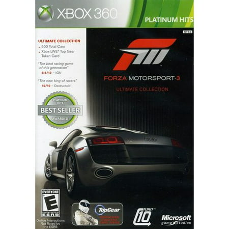 Motorsport Collection Star (Forza Motorsport 3 Ultimate Collection (Xbox 360))