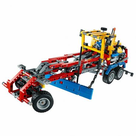 Lego Technic Container Truck