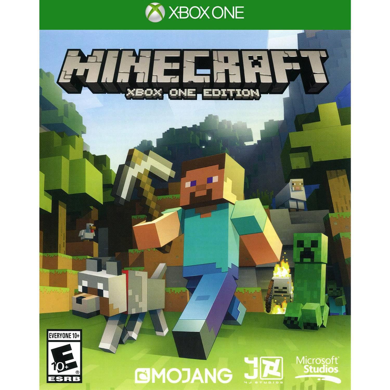 Minecraft Xbox One PreOwned Walmartcom