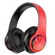 Bluetooth Headphones Wireless Headphones Over Ear with Microphone