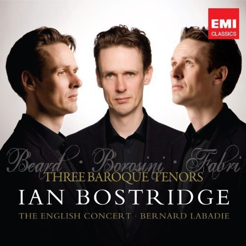 Ian Bostridge - Three Baroque Tenors [CD]