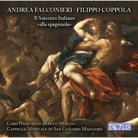 Coppola   Coro Polifonico Santo Spirito   Cascio   Filippo Coppola   Andrea Falconieri  Il Seicento  Cd