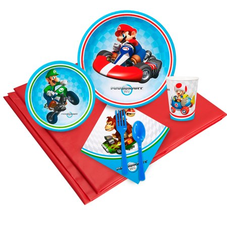 Mario Kart Birthday (Mario Kart Wii Party Pack for)