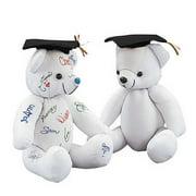 Autograph Graduation Bear - Toys - 1 Piece