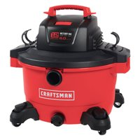 Craftsman 12-Gallon 6HP Corded Wet/Dry Vacuum