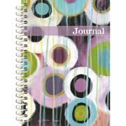 Lang Cirque Spiral Journal, 5.75 x 8.25 Inches, 60 Sheets, 120 Lines per Page (6070004)