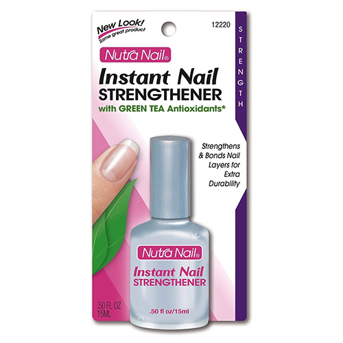 Nutra Nail Green Tea Strengthener  0.5 oz