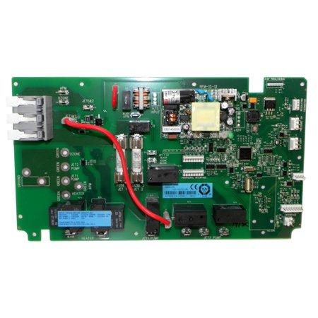 Caldera Spas Advent Vacanza Series 73859 1303401-1 Control Board Only Rev.C
