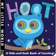 Hoot A Hide-and-Seek Book of Counting (Board Book)
