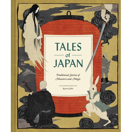 Tales of Japan : Traditional Stories of Monsters and Magic](Japanese Umbrella Monster)