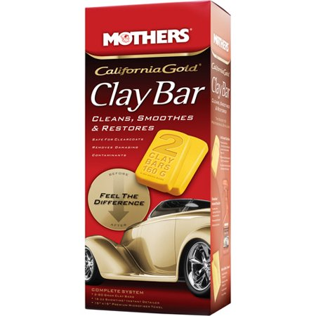 Mothers California Clay Bar System
