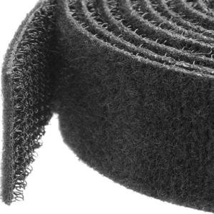 Startech Roll - Startech HKLP50 Hook and Loop Cable Tie  50 ft. Bulk Roll