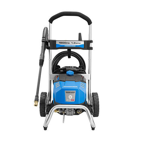 Powerstroke 1900 Psi Electric Pressure Washer With Remova...